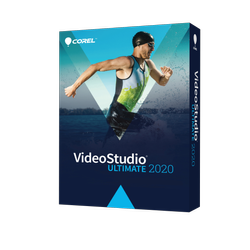 Corel VideoStudio Ultimate 2020 ENG Win BOX