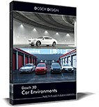 DOSCH 3D: Car Environments