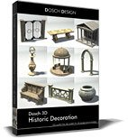 DOSCH 3D: Historic Decoration